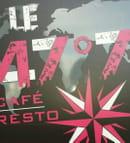 , Restaurant : Le 47º7  - Café - Resto le 47°7 -