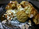 , Dessert : Le Bacchus