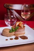 Le Bistrot du Quai  - Trilogie de chocolat -   © Adrien Sureau