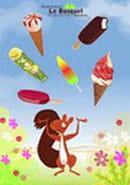 Le Bosquet  - et plein d'autres glaces pour petits et grands -