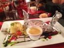 , Plat : Le Café Foutu  - Papillotes de julienne !!!! Délicieux  -