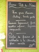 Le Caveau Gourmand  - Menu fêtes des mères 2012  -   © jean-marc