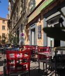 Le Ferber  - La Terrasse - Restaurant Vaise LE FERBER -   © nixdo