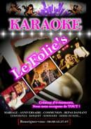 Le Folie's Restaurant Karaoké et Diner-spectacle  - Show...chaud... -   © FG
