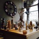 , Restaurant : Le Foucrêpe's  - Déco de Noël -