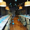 , Restaurant : Le Foucrêpe's  - Salle du haut décorée pour un baptême :)  -
