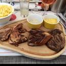 , Plat : Le Lamparo  - Plancha du boucher -
