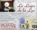 Le Logis de la Lys