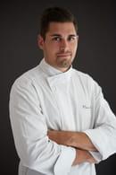 Le Mas Bottero  - Le chef Florian Poyet -   © aureliejeannette.com