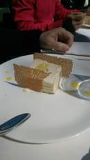 , Dessert : Le Moutardier du Pape
