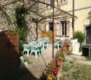 Le Relais du Comte Vert  - Le jardin -