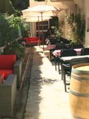 Le Repaire  - La terrasse -