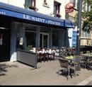 , Restaurant : Le Saint-Fiacre  - Terrasse du restaurant  -