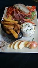 Le shelby restaurant vintage  - gourmand -   © gerant