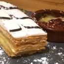 , Dessert : Le TIti Lulu  - Millefeuille fait maison -