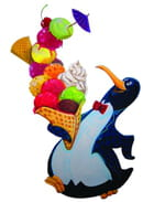 Les 3 Pingouins