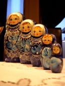 Les Délices Russes  - Matreoshka -   © Les délices russes