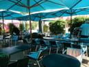 , Restaurant : Les Enfants Terribles  - Superbe terrasse -
