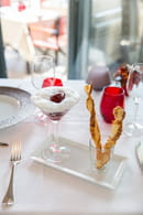 Les Flots  - Dessert -