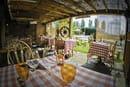 Les Jardins de l'Enclos  - terrasse -