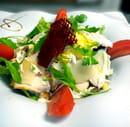 Les Relais d'Alsace - Taverne Karlsbrau Angoulême  - salade césar -   © Lavaure Gaetan