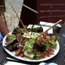 , Plat : Les Remparts  - Salade du rempart  -