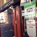 , Restaurant : Les Trois Garçons