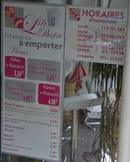 Lili Pasta  - Carte du restaurant -