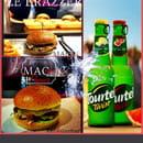 , Restaurant : Mac-Hallal