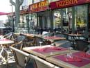 Mak Kebab  - terrasse -