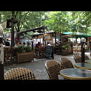 , Restaurant : Moka  - Terrasse du moka  -