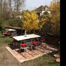 , Restaurant : Nature' L  - Le jardin -