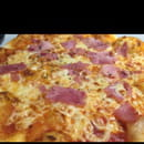 , Plat : O'Cantina Café  - Mini pizza -