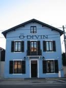 O Di'Vin  - façade -