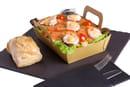 One S sandwicherie  - Large choix de salades composées -