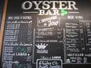 Oyster Bar  - La Carte -   © JPS