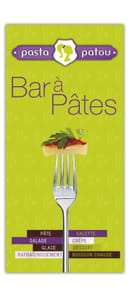 Pastapatou Bar à Pâtes