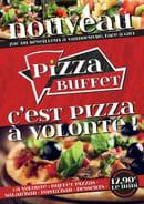 , Restaurant : Pizza buffet