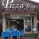 , Entrée : Pizza Tina