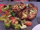 , Plat : Pizzéria La Gondole  - Brushettas chèvre. Un delice !! -