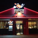 , Restaurant : Poivre Rouge  - By Night  -