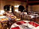 Relais de l'Estuaire  - La salle du restaurant -
