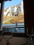 Restaurant 4 Saisons - Le Tréport  - Restaurant 4 saisons-le tréport. Mangez aux pieds des falaises -