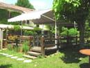 Restaurant Beausoleil  - la terrasse -