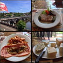 , Plat : Restaurant du Barrage