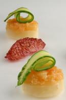 Restaurant Gastronomique de Valrugues  - PLAT -
