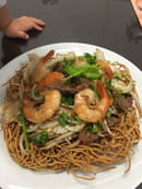 Restaurant Hà-Tién- Petite Diana  - Mì Xào Dòn Royal -