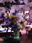Restaurant la Grange  - bouquet -   © juan