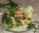 Restaurant Ma Maison  - exemple entrée -
