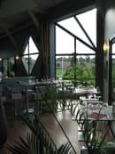 Restaurant Manzo  - espace mange debout -